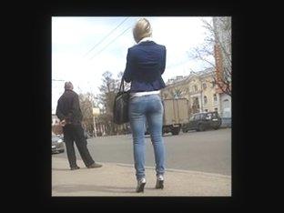 ass jeans