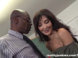 Incredible pornstar in Horny Pornstars, Stockings sex movie