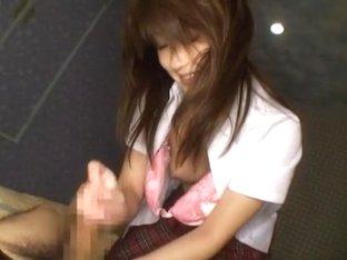 Incredible Japanese chick Saori Ikuta in Best JAV video