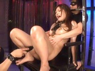 Exotic Japanese whore Haruki Sato in Best Fetish, Fingering JAV clip