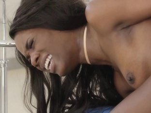 Adriana Chechik & Ana Foxxx in Interracial Nation, Scene 2 - Wicked