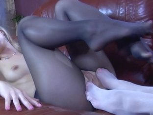 NylonFeetVideos Video: Fiona A and Felicia C