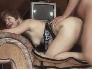 skinny horny grandma nailed hard