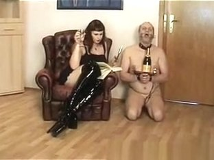 Amazing Amateur record with MILF, Fetish scenes