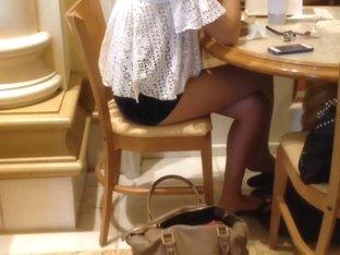 Cafe Girl Shorts