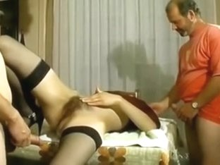 French amateur threesomes