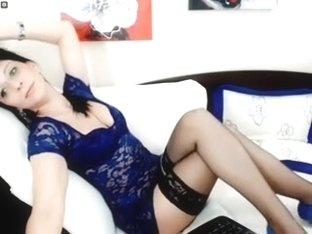 Sexy leg lady