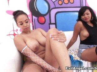 Exotic pornstars Lila Jordan, Mike Adriano in Best Big Tits, Threesomes adult movie