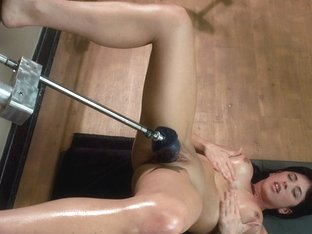 Fabulous fetish xxx video with incredible pornstar from Fuckingmachines