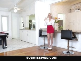 Submissived - Submissive Scammer Gets Tied Up