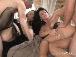 Horny pornstar in Incredible HD, MILF porn clip
