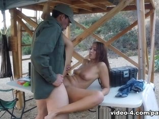 Exotic pornstar in Horny Redhead, Natural Tits sex scene