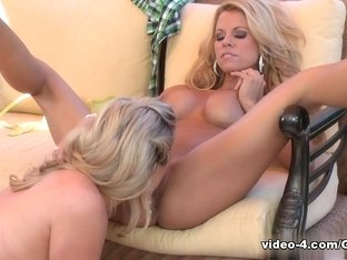 Fabulous pornstars Nicole Graves, Ainsley Addison in Exotic HD, Lesbian xxx movie