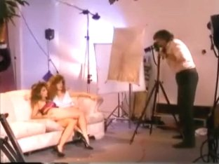 They have an unexpected encounter in the photo shoot ...