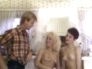 Greg Derek, Bunny Bleu and Sandy Summers