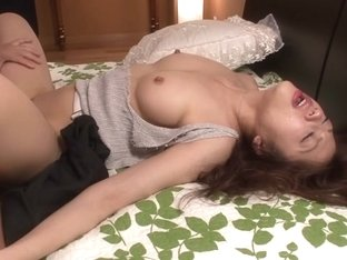 Yuna Mizumoto in Foxy Lady part 3