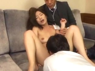 Exotic Japanese girl Kaho Kasumi in Crazy Hardcore JAV video
