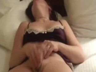 Inserting in my pussy sex toys