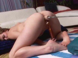 Monica Rise - Sex Machine Movie