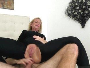 Scene simone sonay shorts sexy massaged