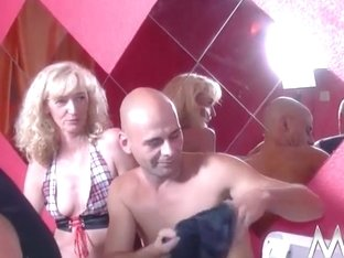 MMVFilms Video: Hot Orgy At The Swingers Club
