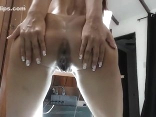 claudyowen non-professional movie scene on 06/10/15 from chaturbate