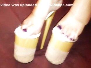 wood platform high heels plataformas de madera sexys sexy shoes sexy tacones