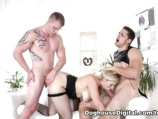 Hottest pornstars in Amazing Bisexual xxx movie