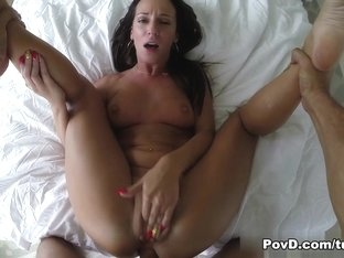 Best pornstar Jada Stevens in Amazing Big Ass, POV adult movie