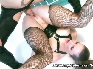 Exotic pornstar Paige Turnah in Crazy Dildos/Toys, Latex adult movie