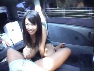 Aya Matsuyuki receives a hot cumshot!
