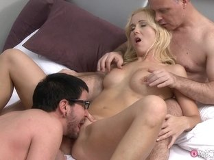 Amazing pornstars Dane, Caroline Pierce, Ian in Horny Blonde, Cumshots porn scene