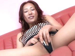 Fabulous Japanese chick Yuu Uehara in Incredible JAV uncensored Hairy video