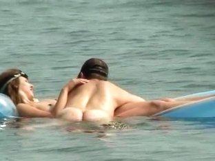 Sex on the Beach. Voyeur Video 242