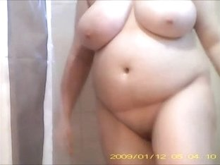 SPYCAMTEEN TEEN WHORE IN SHOWER VERY HUGE AND DELICIOUS TITS