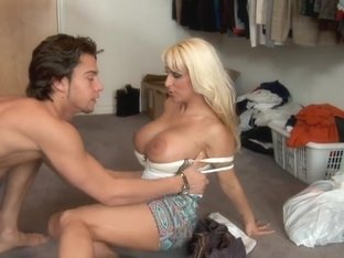 Holly Halston & Seth Gamble in Seduced by a Cougar