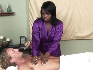 Massage-Parlor: Ebony Delights