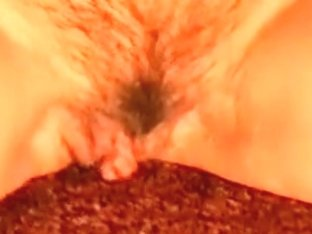 aged sweetheart shows her pubic hair and fingers herself