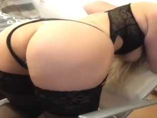 I am being slammed in my amateur ass fuck video