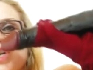 Golden-Haired-haired dildoing herself in hose