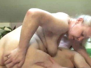 OLDER PAIR FUCK HARD ON OTTOMAN !!