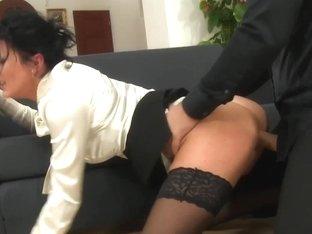 Weird fucked slut pissing