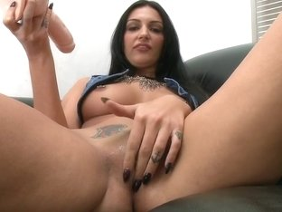 Newbie comes in to show her skills with...