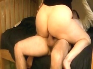 Mommy and lad role playing fantasy