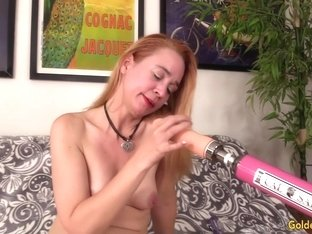 Attractive Mature Sable Renae Mercilessly Plowed by a Machine till She Cums