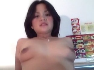 China chick in act