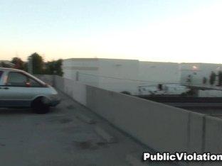 Parking Lot Oral-Job-Stimulation