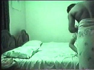 Voyeur sex video from my bedroom