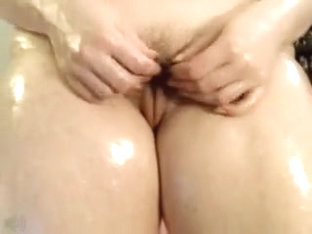I'm teasing on webcam in my homemade big tit porn video