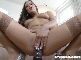 Amazing pornstar David Perry in Best Big Ass, Stockings porn clip